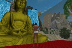 rangas-second-life-buddha-visit_2173623606_o